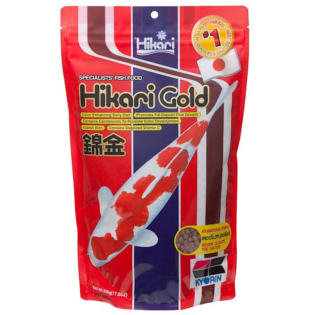 Hikari 17.6z Gold Koi Medium Pellets - Carousel image #1