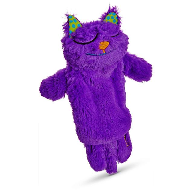 "Petstages Purr Pillow Cat Toy, 12"" L X 8.5"" W - Carousel image #1"