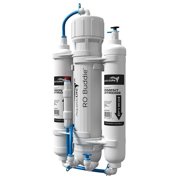 Aquatic Life RO Buddie 3-Stage Reverse Osmosis System, 50 GPD - Carousel image #1