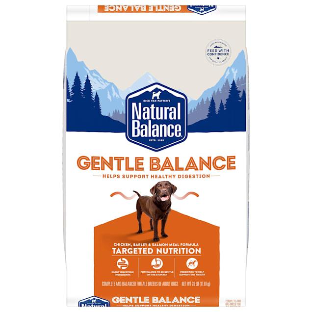 Natural Balance Gentle Balance Chicken, Barley & Salmon Meal Formula Adult Dry Dog Food, 26 lbs. - Carousel image #1