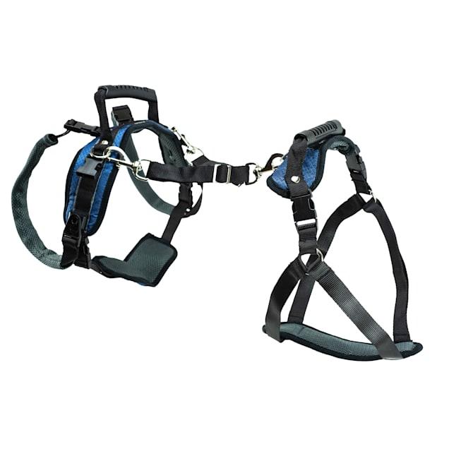 PetSafe Black/Blue Full Dog Lifting Aid, Large - Carousel image #1