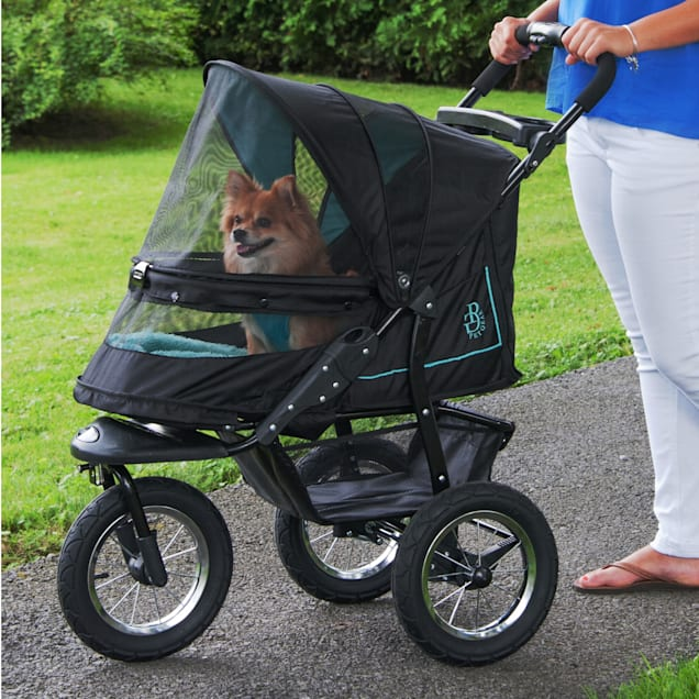 Pet Gear NV No-Zip Sky Line Pet Stroller, For pets up to 70 lbs. - Carousel image #1