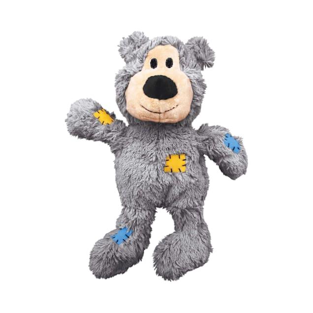 KONG Wild Knots Bear Dog Tug Toy, X-Small - Carousel image #1