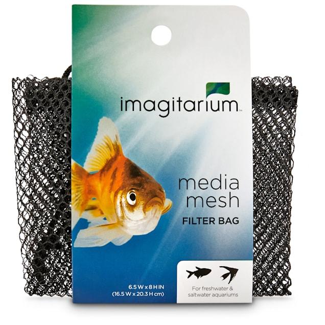 """Imagitarium Media Mesh Filter Bag, 6.5"""" L X 8"""" W - Carousel image #1"""