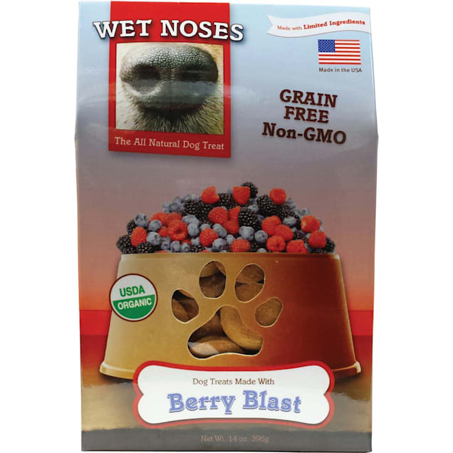 Wet Noses Grain Free Berry Blast Dog Treats, 14 oz. - Carousel image #1