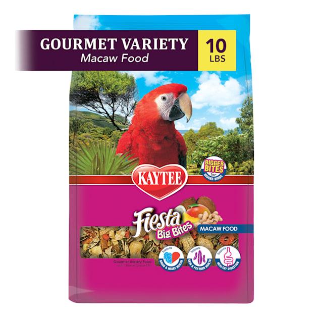 Kaytee Gourmet Big Bites Macaw Food, 10 lbs. - Carousel image #1