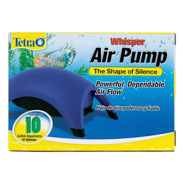 Tetra Whisper Aquarium Air Pump for 10 gallon Aquariums - Carousel image #1
