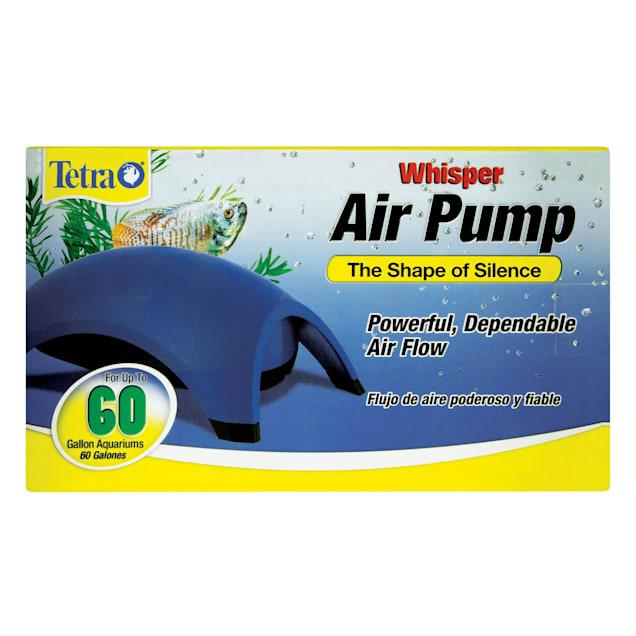 Tetra Whisper Aquarium Air Pump for 60 gallon Aquariums - Carousel image #1
