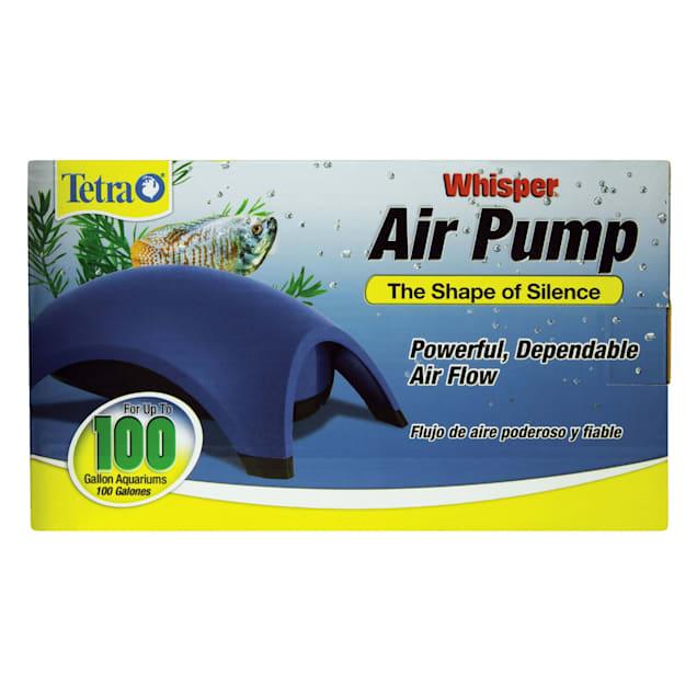 Tetra Whisper Aquarium Air Pump for 100 gallon Aquariums - Carousel image #1