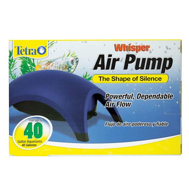 Tetra Whisper Aquarium Air Pump for 40 gallon Aquariums - Carousel image #1