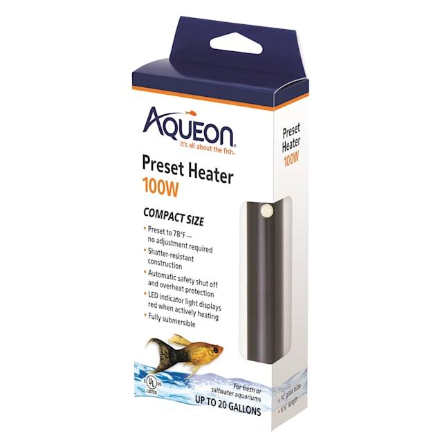 Aqueon Preset Aquarium Heater, 100W - Carousel image #1