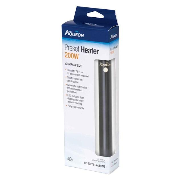 Aqueon Preset Aquarium Heater, 200W - Carousel image #1