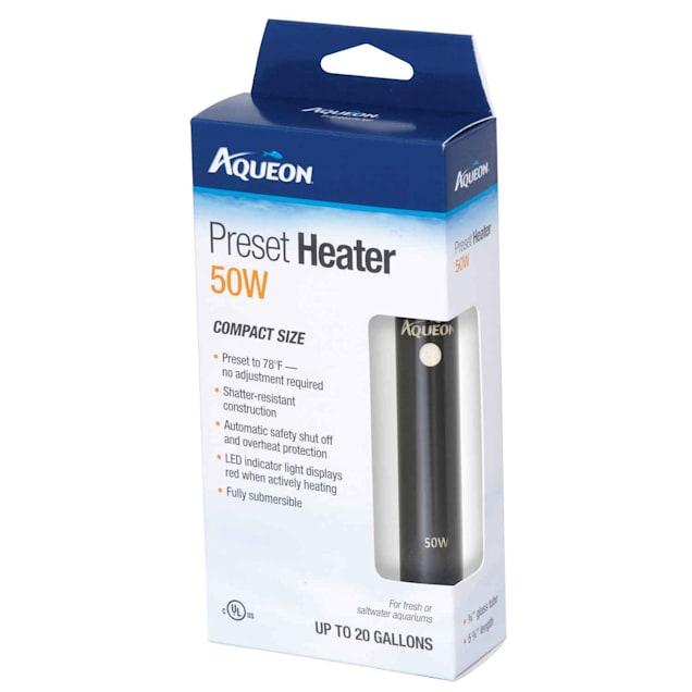 Aqueon Preset Aquarium Heater, 50W - Carousel image #1