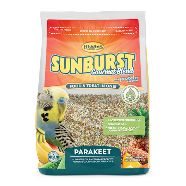 Higgins Sunburst - Parakeet, 2 lb - Carousel image #1