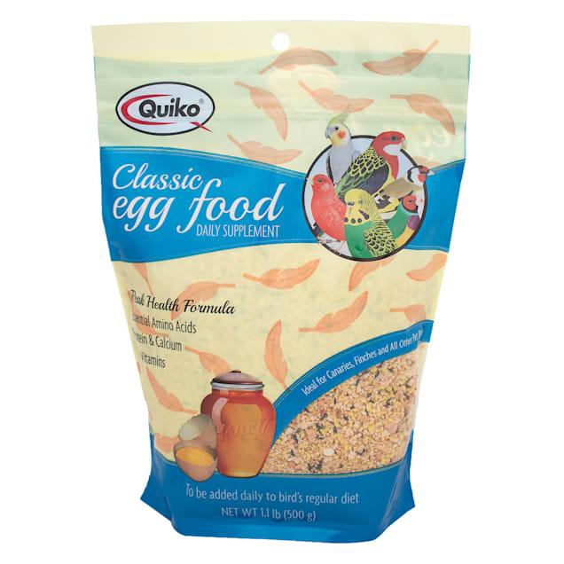 Quiko Classic Egg Food Bird Supplement, 1.1 lbs. - Carousel image #1