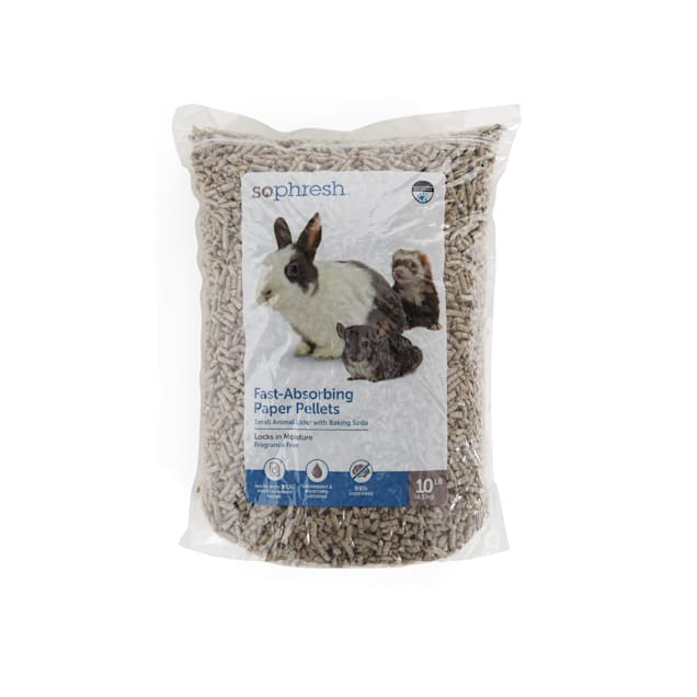 So Phresh Paper Pellet Small Animal Litter, 10 lbs. - Carousel image #1