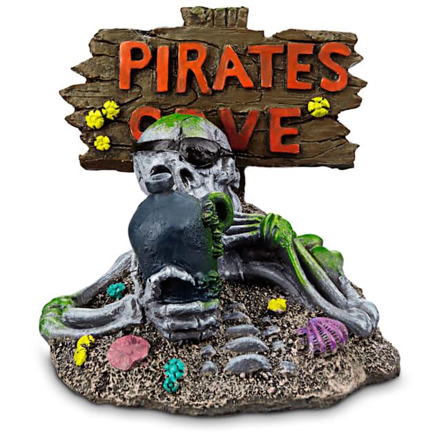 Imagitarium Aquatic Decor Pirates Cove Sign - Carousel image #1