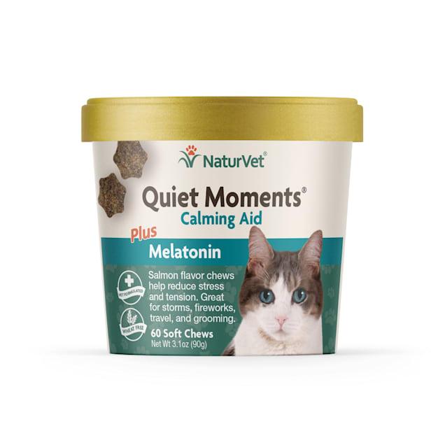 Quiet Moments Calming Aid Plus Melatonin Soft Chews - Carousel image #1