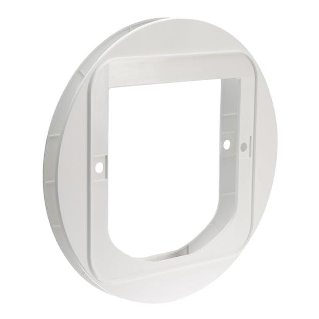 SureFlap Pet Door Dual Mounting Adapter, White - Carousel image #1