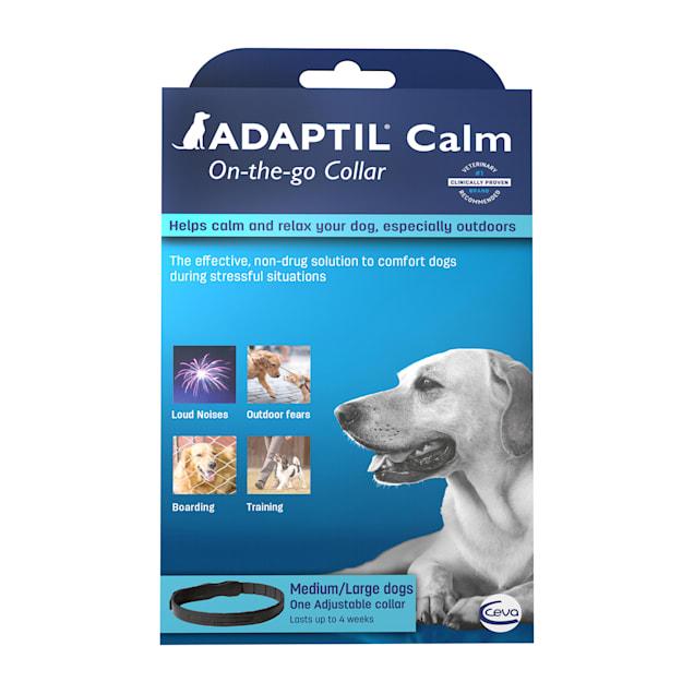 Adaptil Calming Collar for Dogs, Medium/Large - Carousel image #1