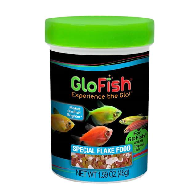GloFish Special Flake Food, 1.59 oz. - Carousel image #1