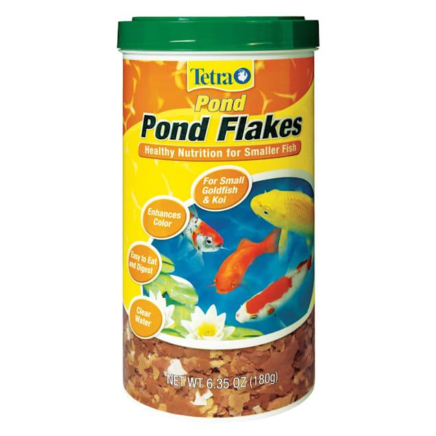 TetraPond Flakes Food, 6.35 oz. - Carousel image #1