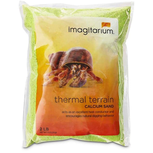 Imagitarium Yellow Hermit Crab Sand, 2 lbs. - Carousel image #1