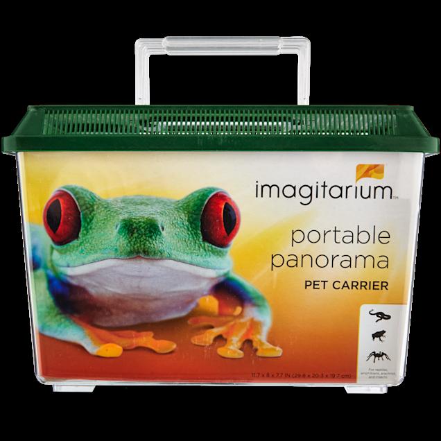 Imagitarium Medium Reptile Pet Carrier - Carousel image #1
