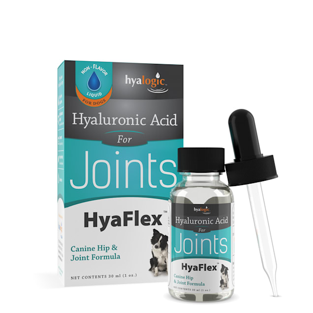Hyalogic HyaFlex Dog Joint Care Liquid, 1 oz. - Carousel image #1
