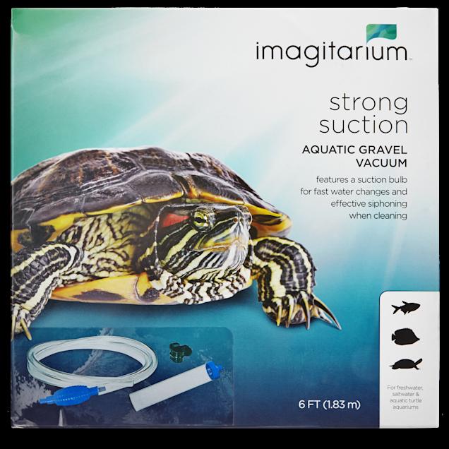 Imagitarium Turtle Gravel Vacuum - Carousel image #1