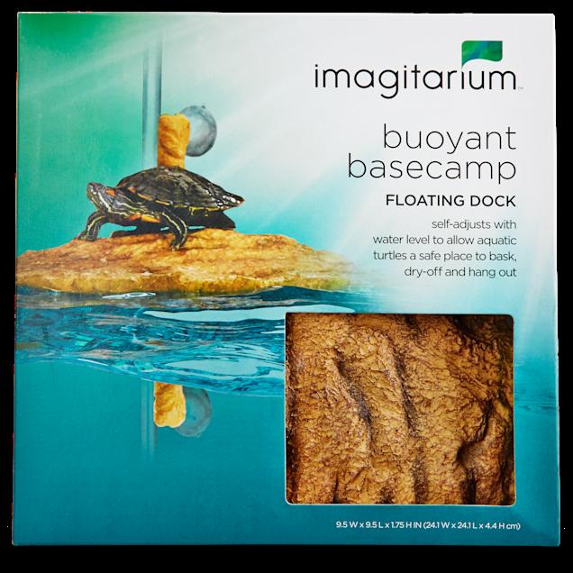 Imagitarium Corner Floating Turtle Dock - Carousel image #1