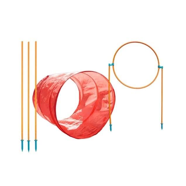 Outward Hound Outdoor Dog Agility Kit - Carousel image #1