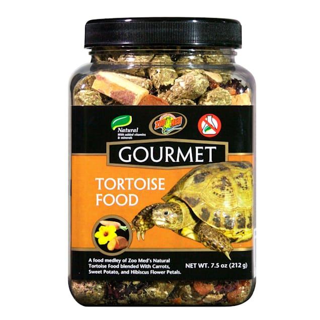 Zoo Med Gourmet Tortoise Food, 7.5 oz - Carousel image #1