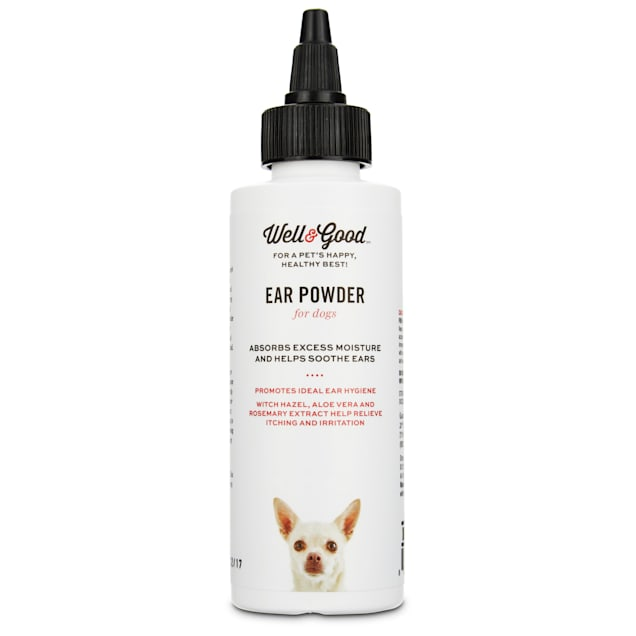 Well & Good Dry Ear Powder for Dogs, 1 oz. - Carousel image #1