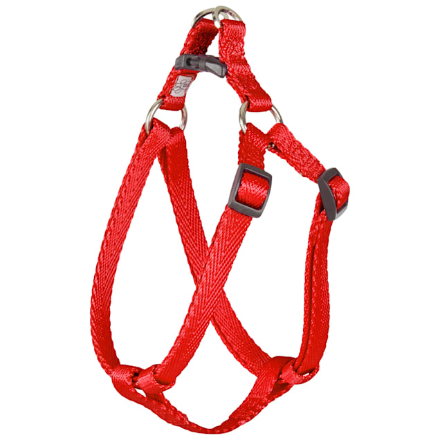 Good2Go Easy Step-In Red Comfort Dog Harness, Large/X-Large - Carousel image #1