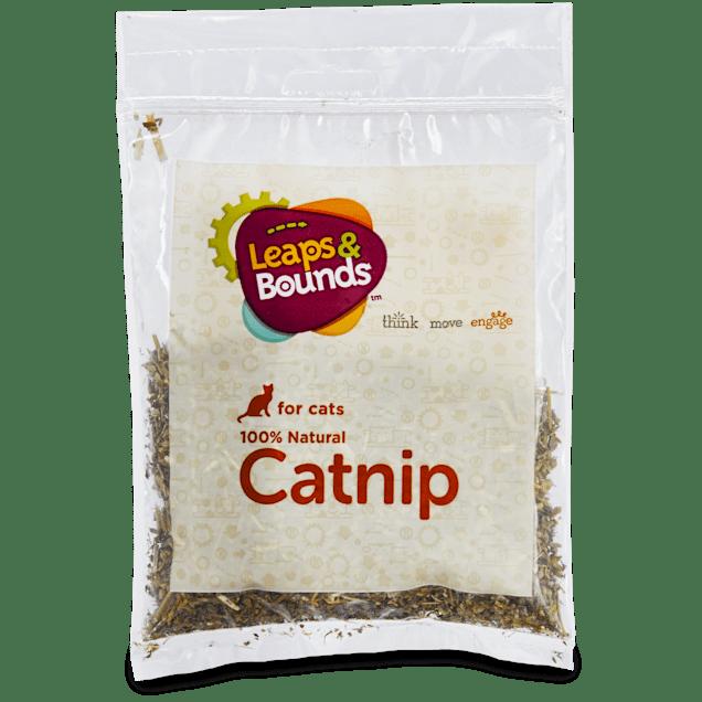 Leaps & Bounds 100% Natural Catnip, 0.5 oz. - Carousel image #1