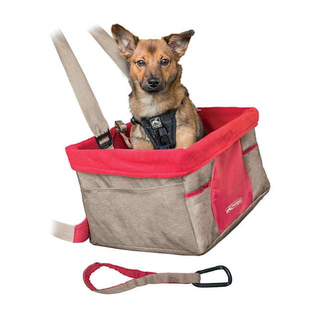 Kurgo Rover Heather Booster Dog Car Seat - Carousel image #1