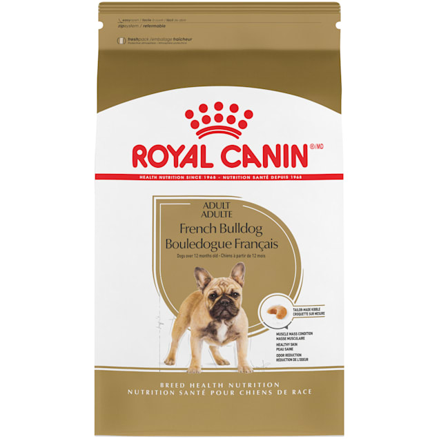 Royal Canin Breed Health Nutrition French Bulldog Adult Dry Dog Food, 17 lbs. - Carousel image #1