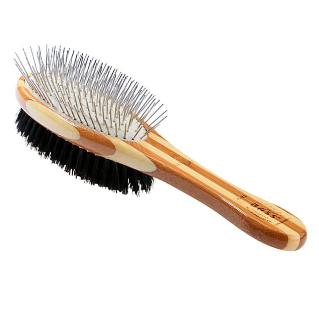 Bass Brush Double-Sided Grooming Brush - Carousel image #1