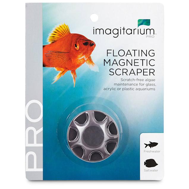 Imagitarium Mini Floating Magnet Aquarium Scraper - Carousel image #1