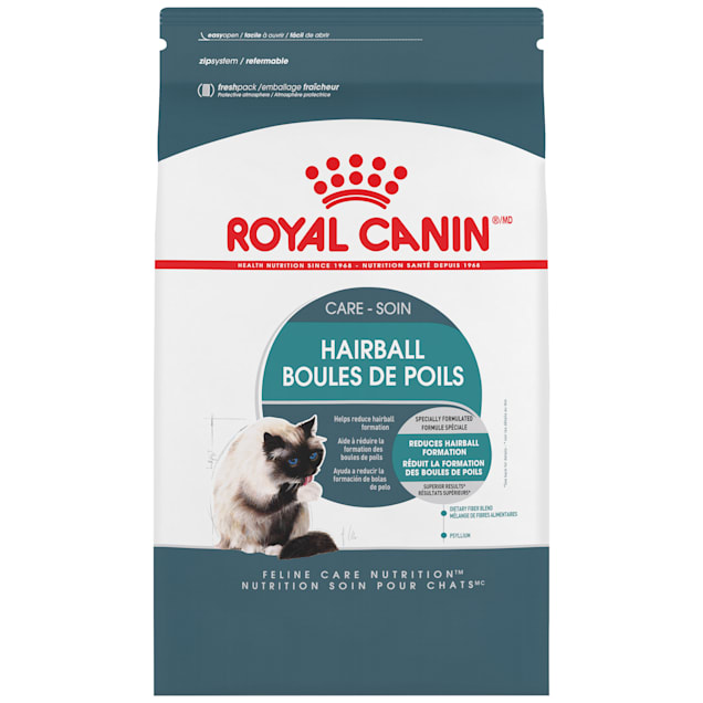 Royal Canin Hairball Care Dry Cat Food, 14 lbs. - Carousel image #1