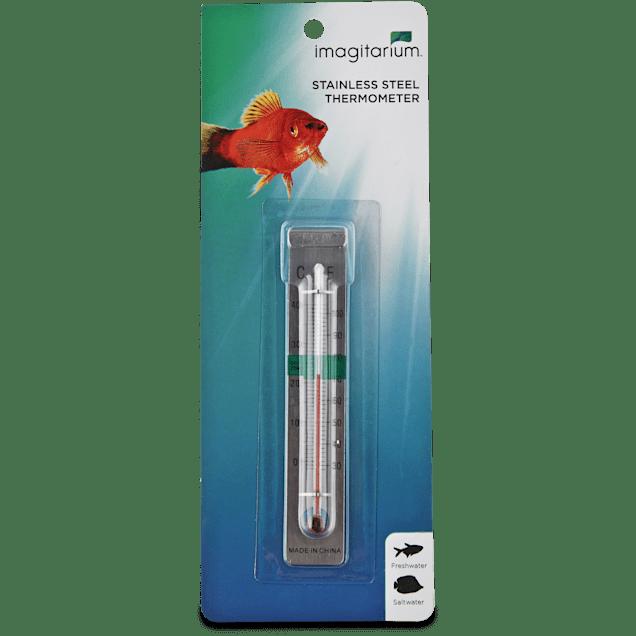 Imagitarium Small Aquarium Thermometer - Carousel image #1