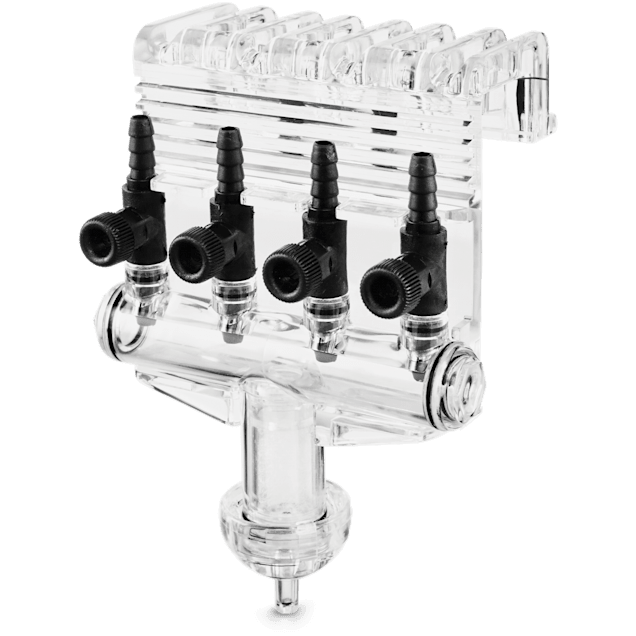 Imagitarium 4 Way Air Control & Check Valve - Carousel image #1