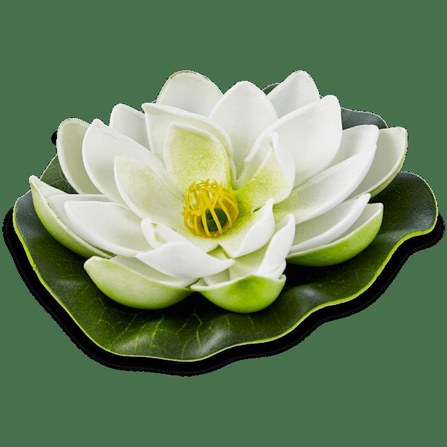 "Imagitarium Lotus Lounger Betta Bed, 4"" Diameter - Carousel image #1"