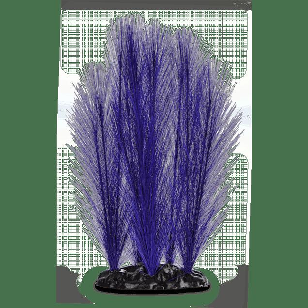 Imagitarium Purple Feather Silk Aquarium Plant - Carousel image #1