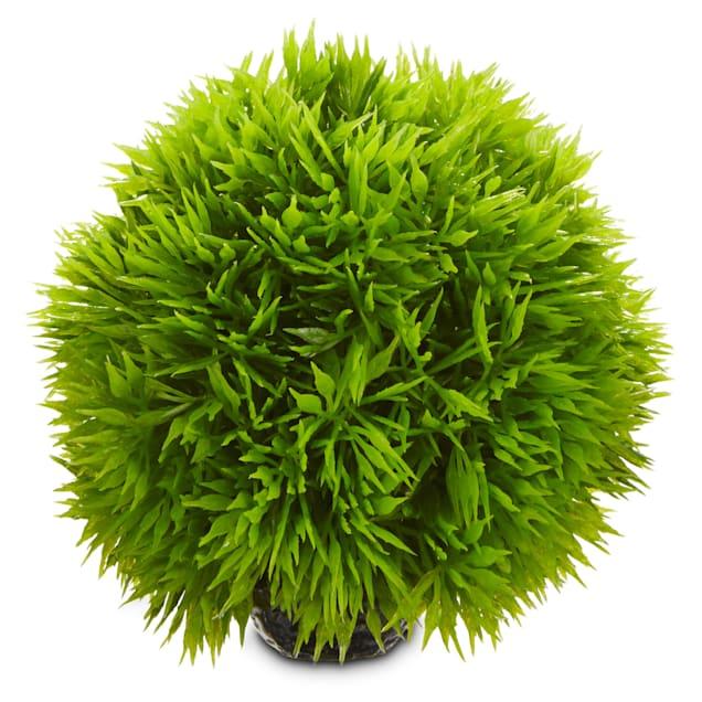 Imagitarium Moss Ball Plastic Aquarium Plant - Carousel image #1