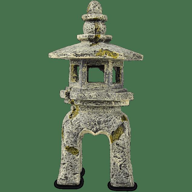 Imagitarium Large Resin Lantern Aquatic Decor - Carousel image #1