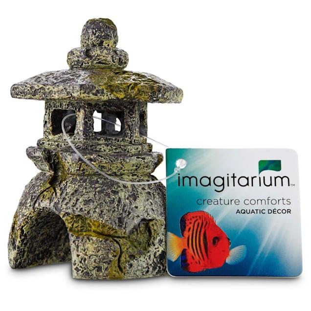 Imagitarium Lantern Aquarium Decor, X-Small - Carousel image #1