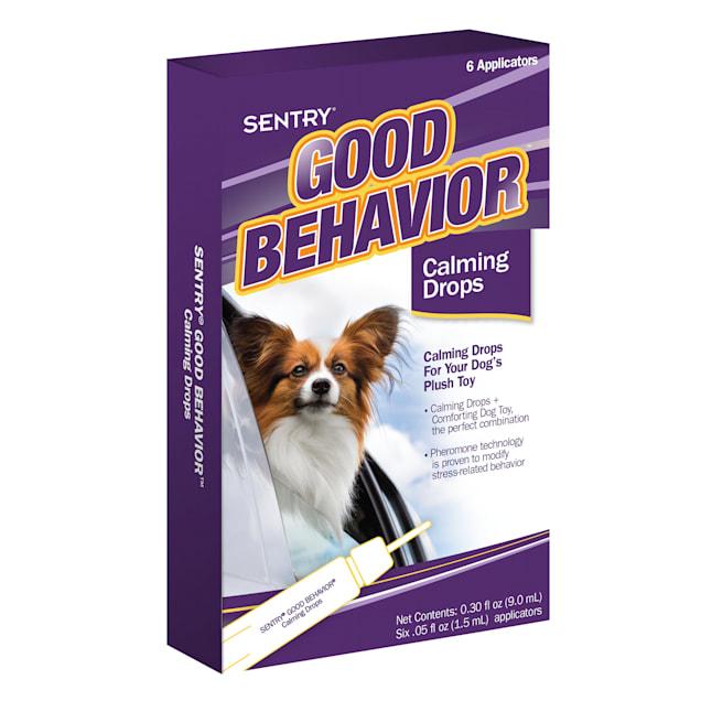 Sentry Good Behavior Calming Drips for Dogs, 0.306 fl.oz. - Carousel image #1