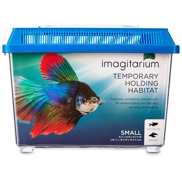 Imagitarium Pet Keeper for Aquarium Fish, Small - Carousel image #1